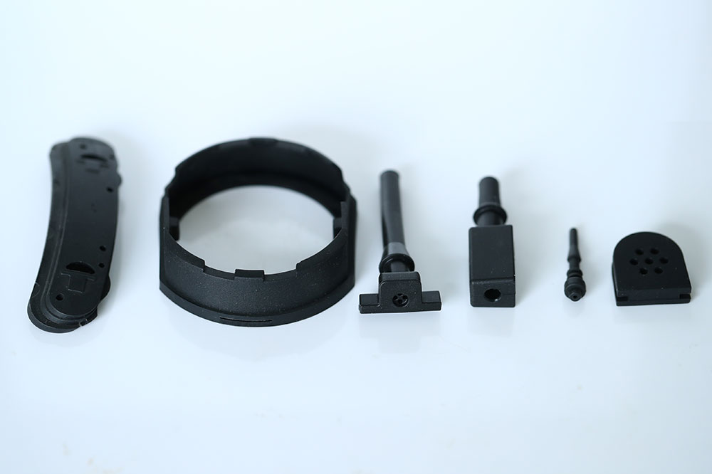 Customized silicone parts