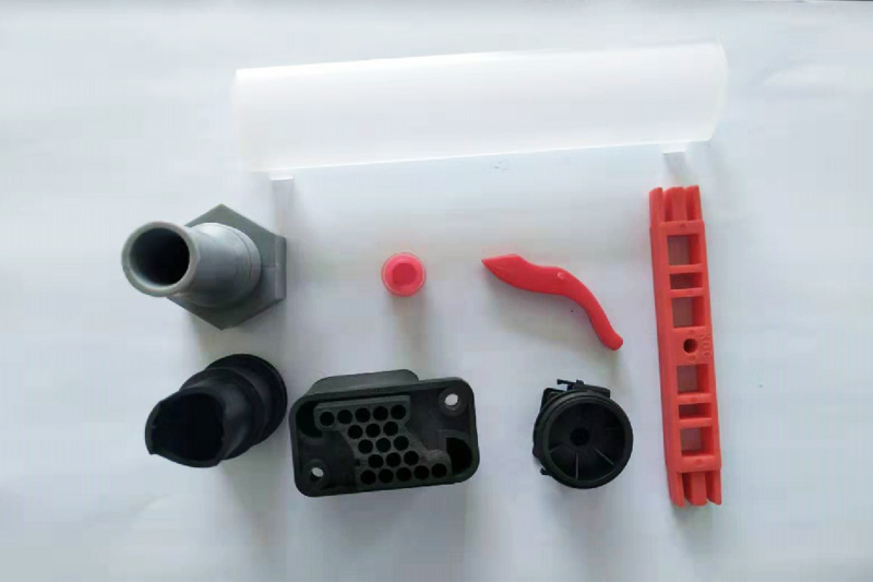 Customized  plastic parts